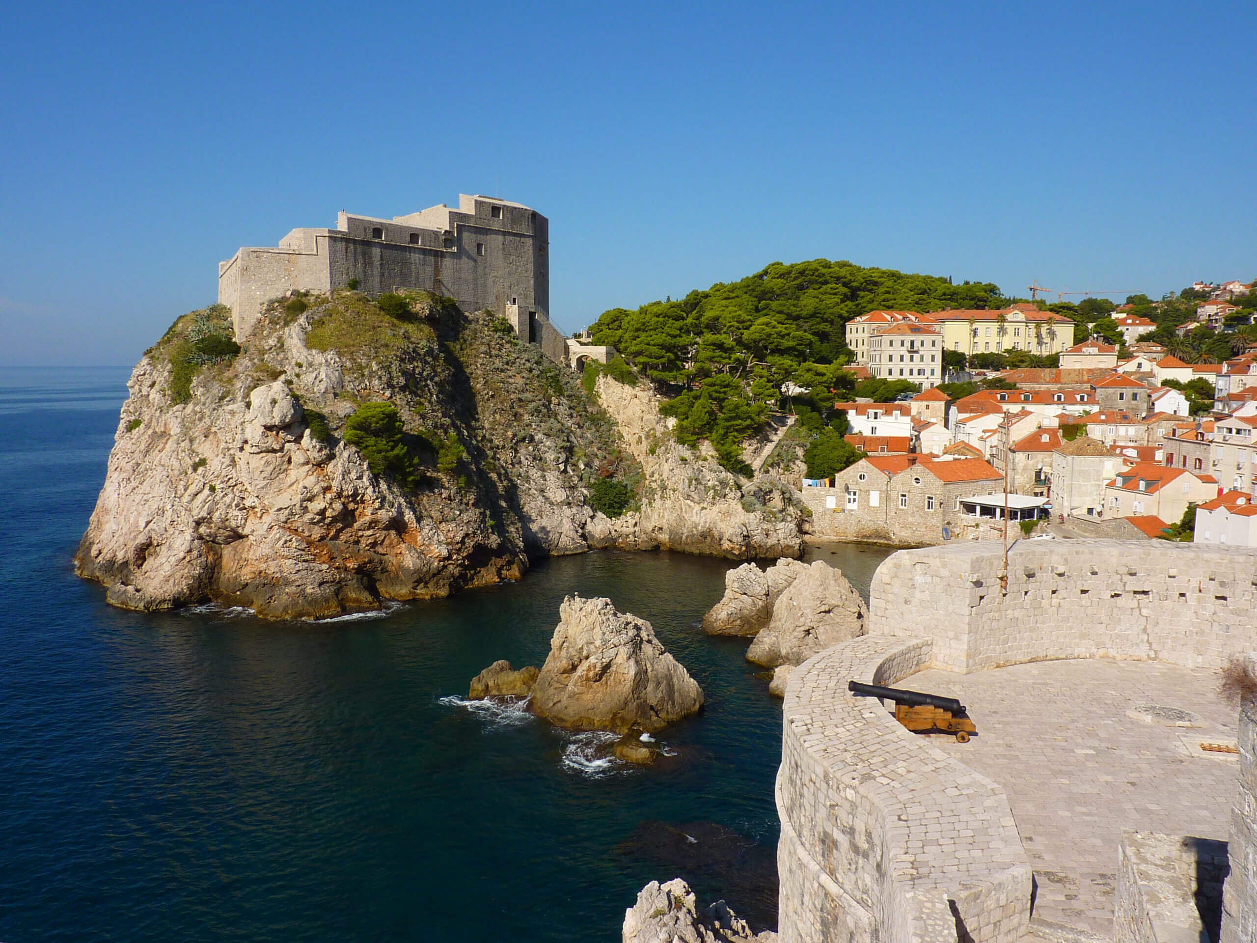 Dubrovnik. Croacia.
