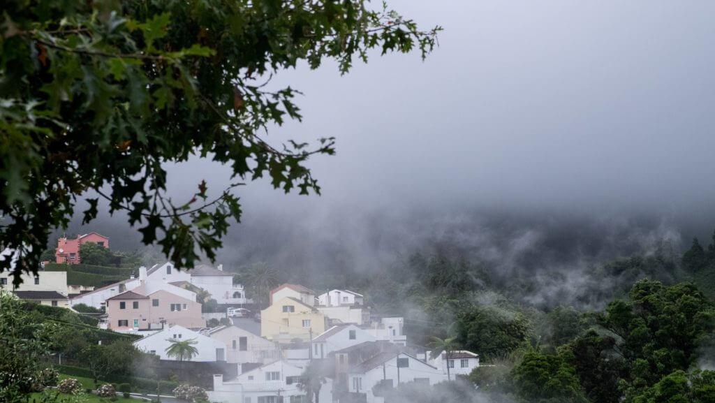 Sao Miguel. Islas Azores. Portugal.