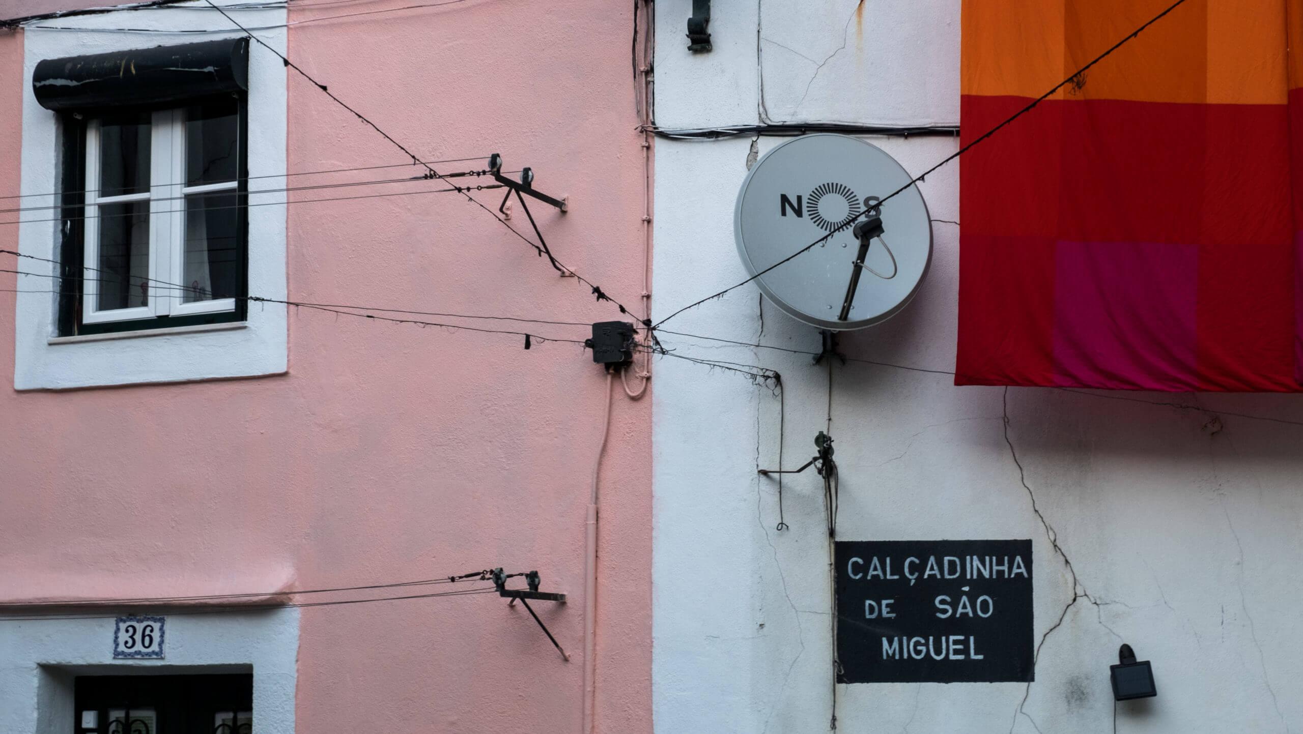 Alfama. Lisboa. Portugal