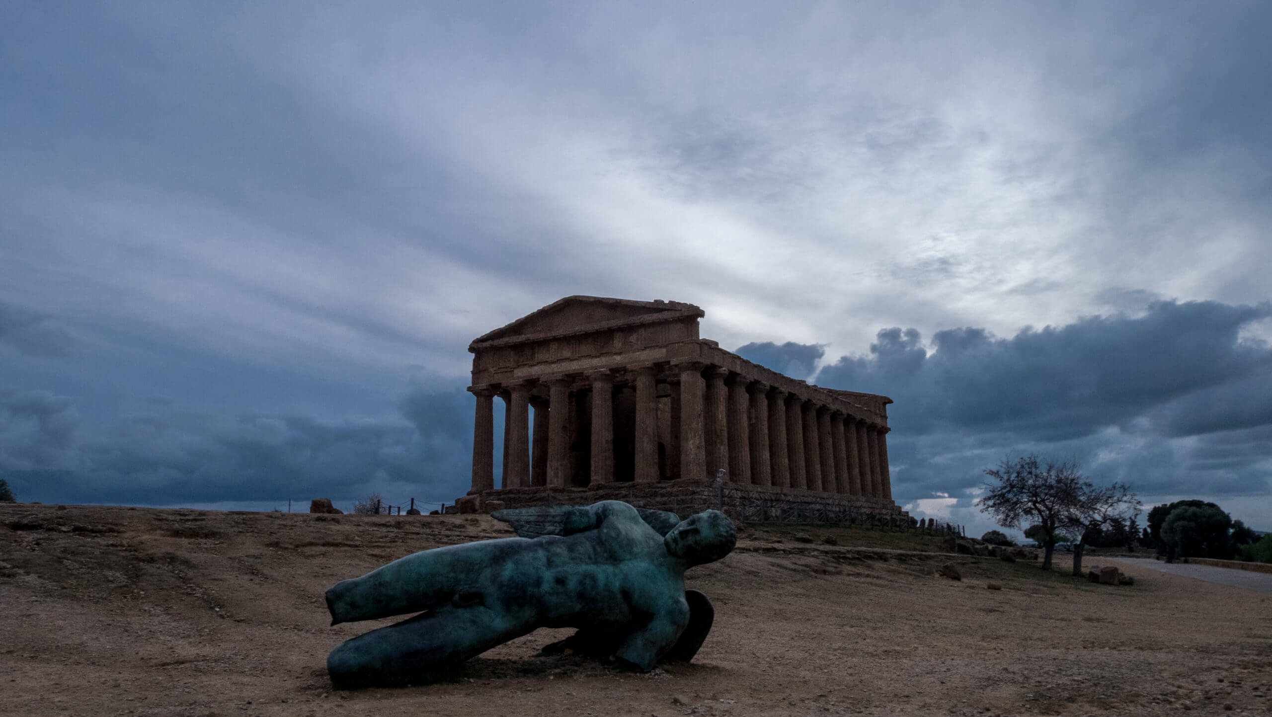 Sicilia. Italia.