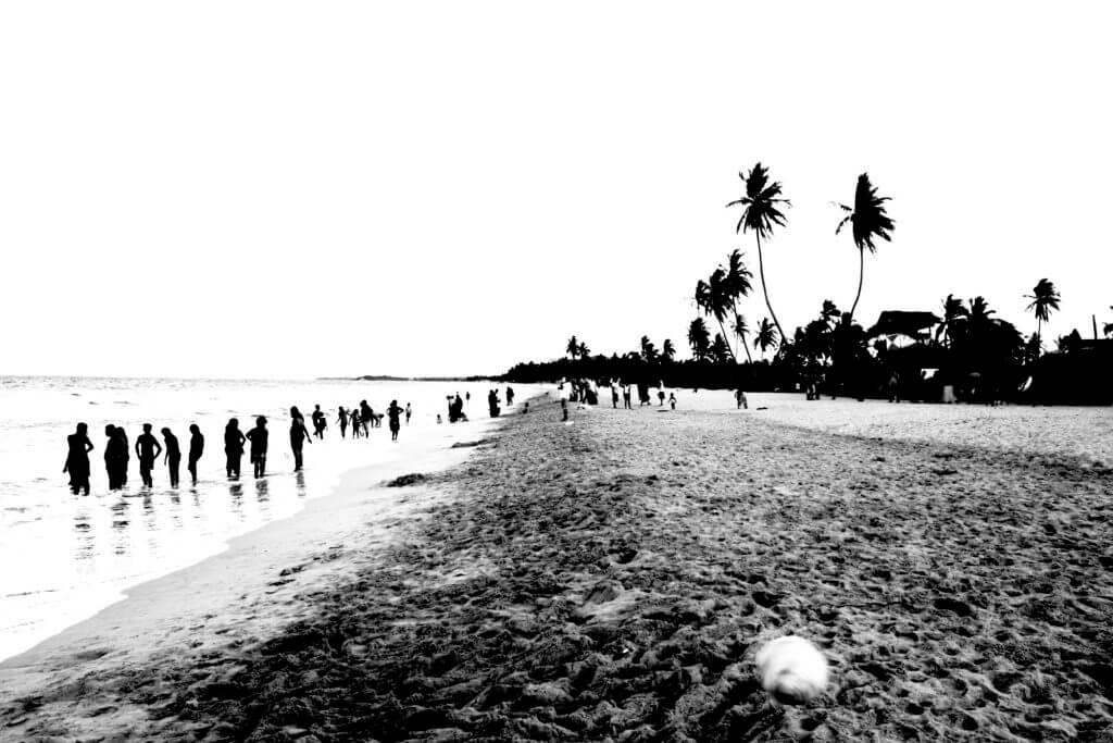 Nilaveli. Sri Lanka