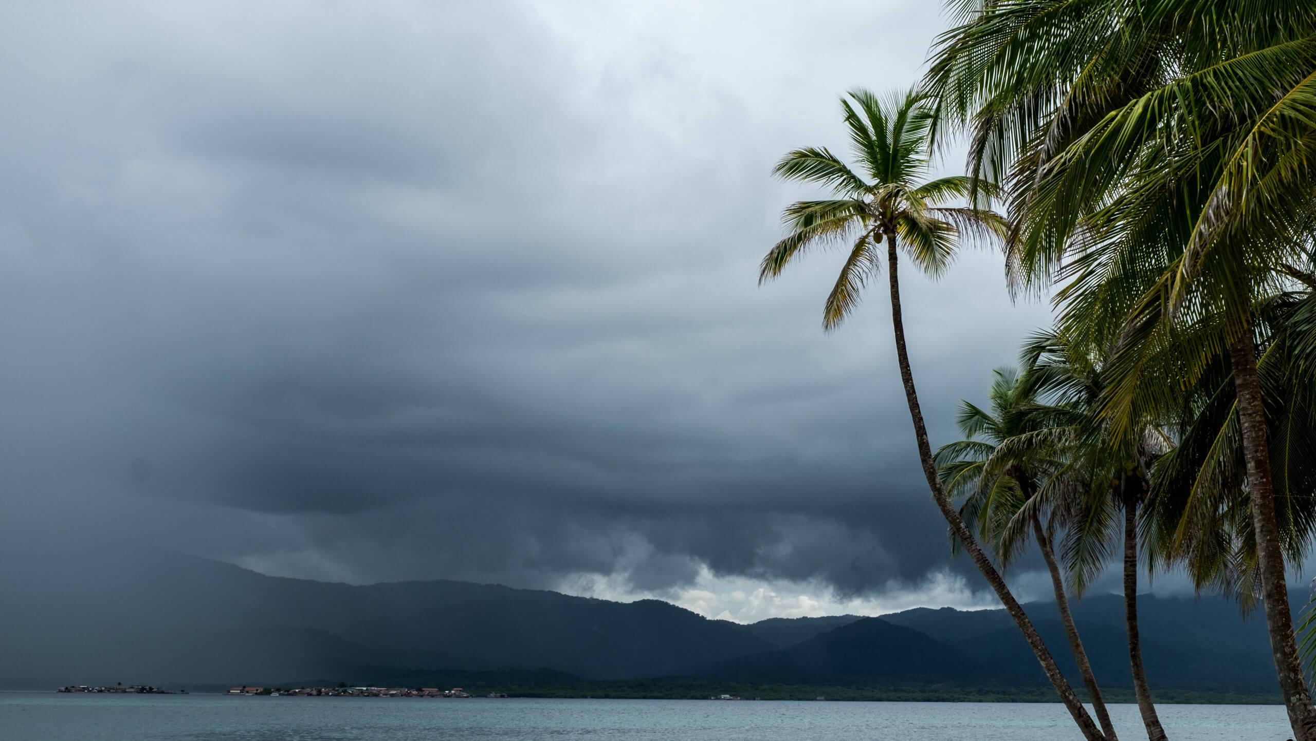 San Blas. Panamá.