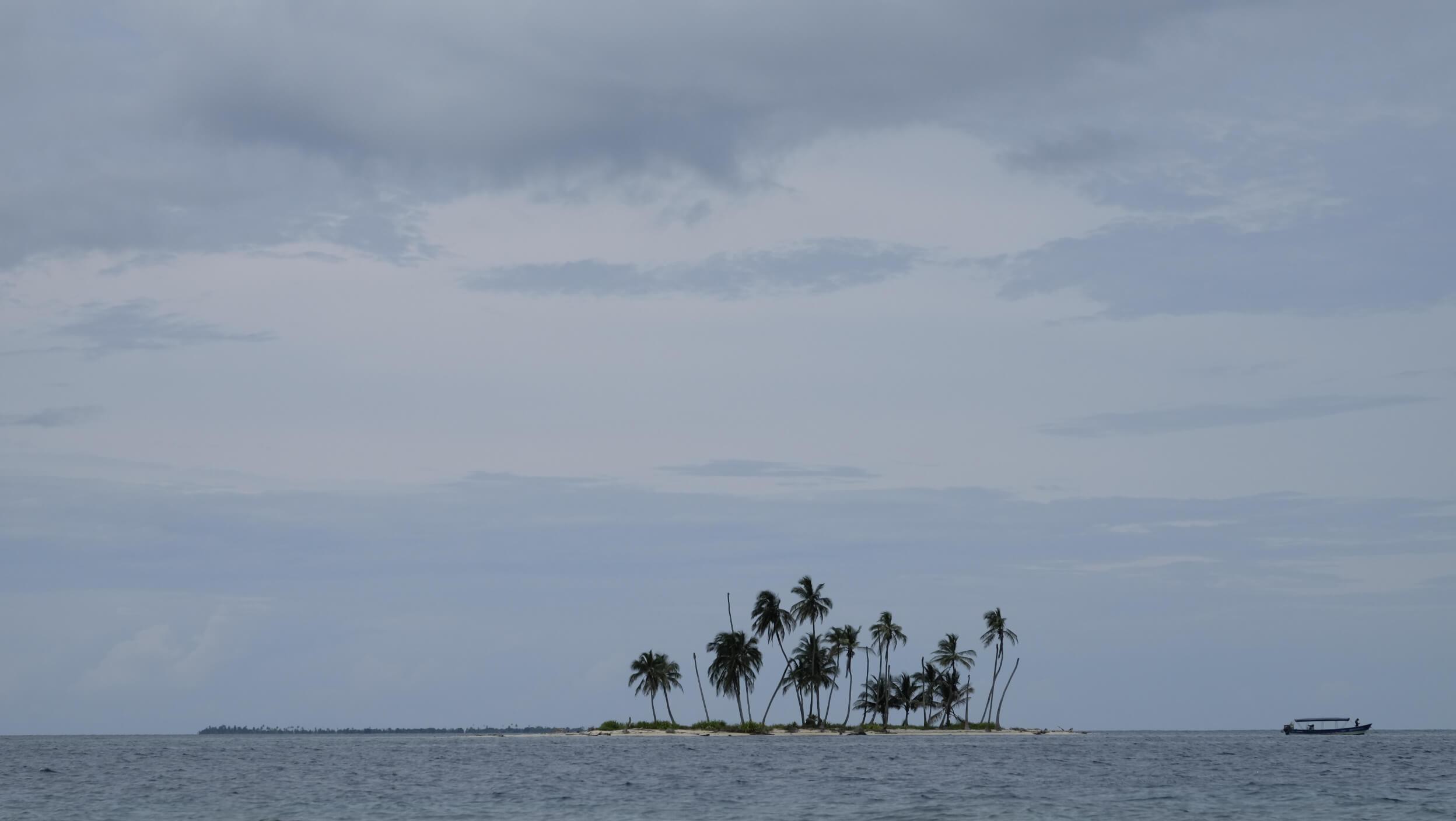 San Blas. Caribe. Panamá.