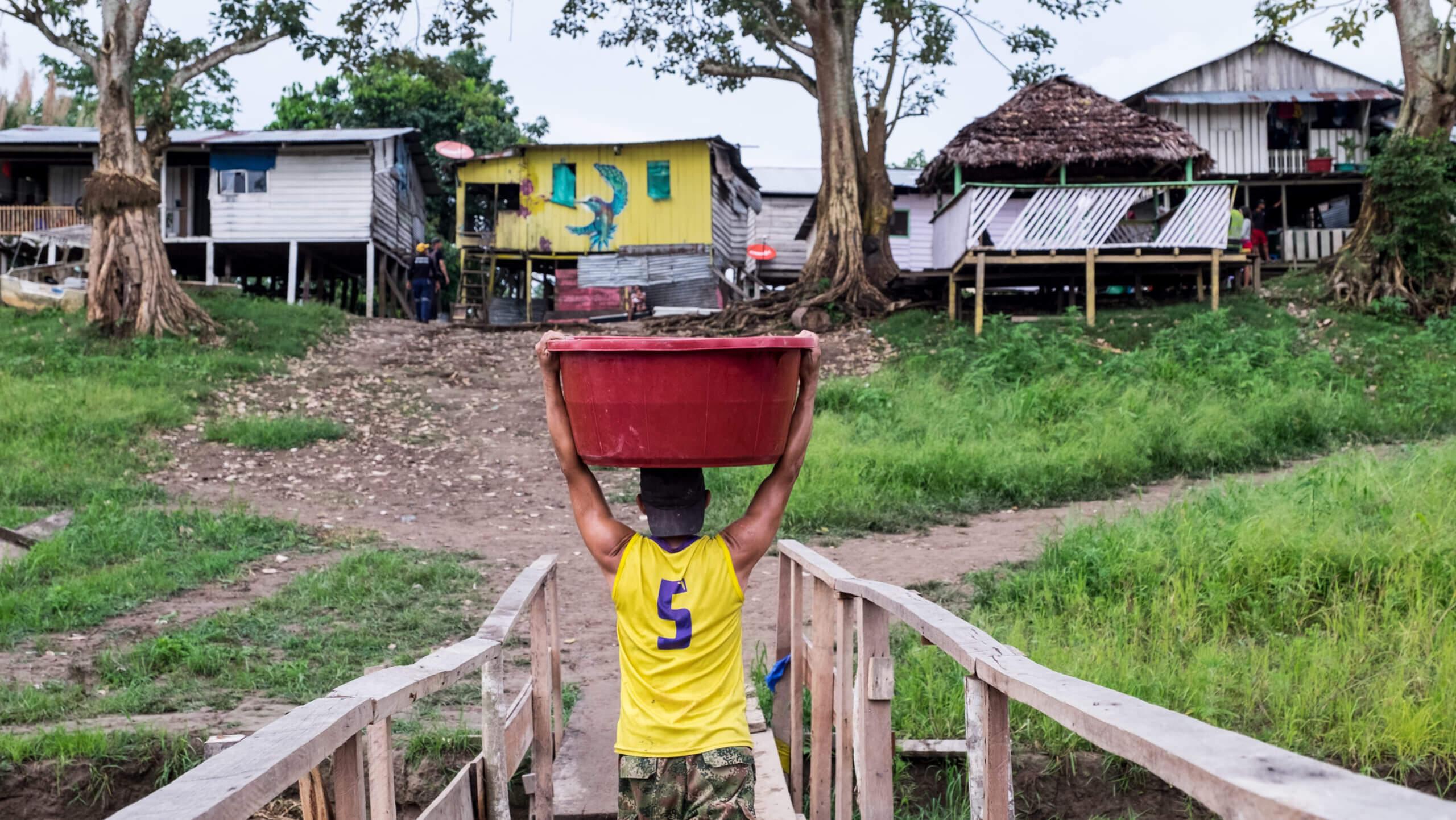 Leticia. Amazonas