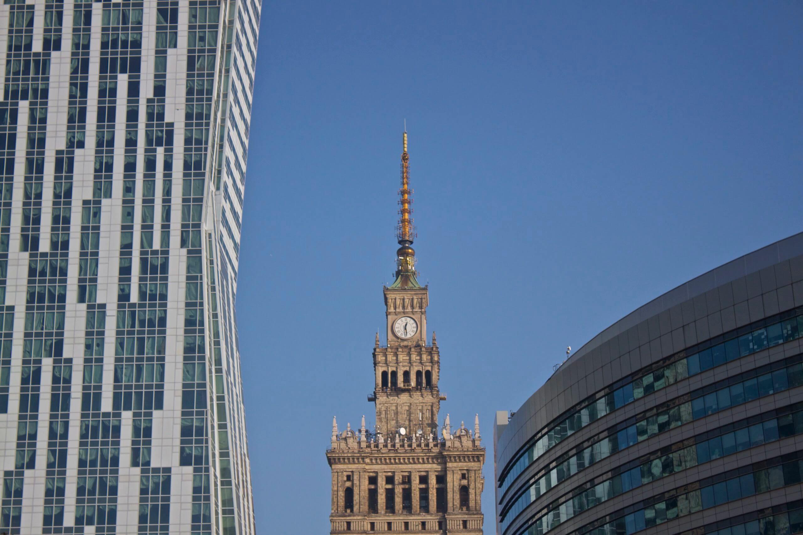 Varsovia. Polonia