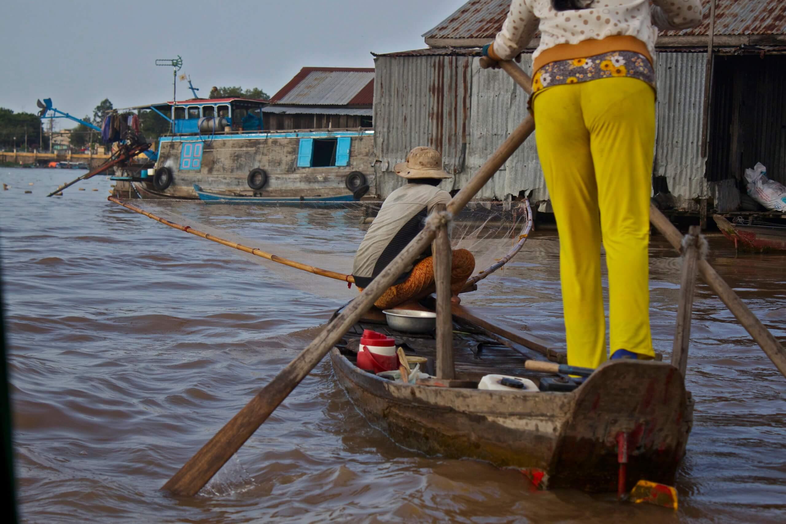 Mekong. Camboya