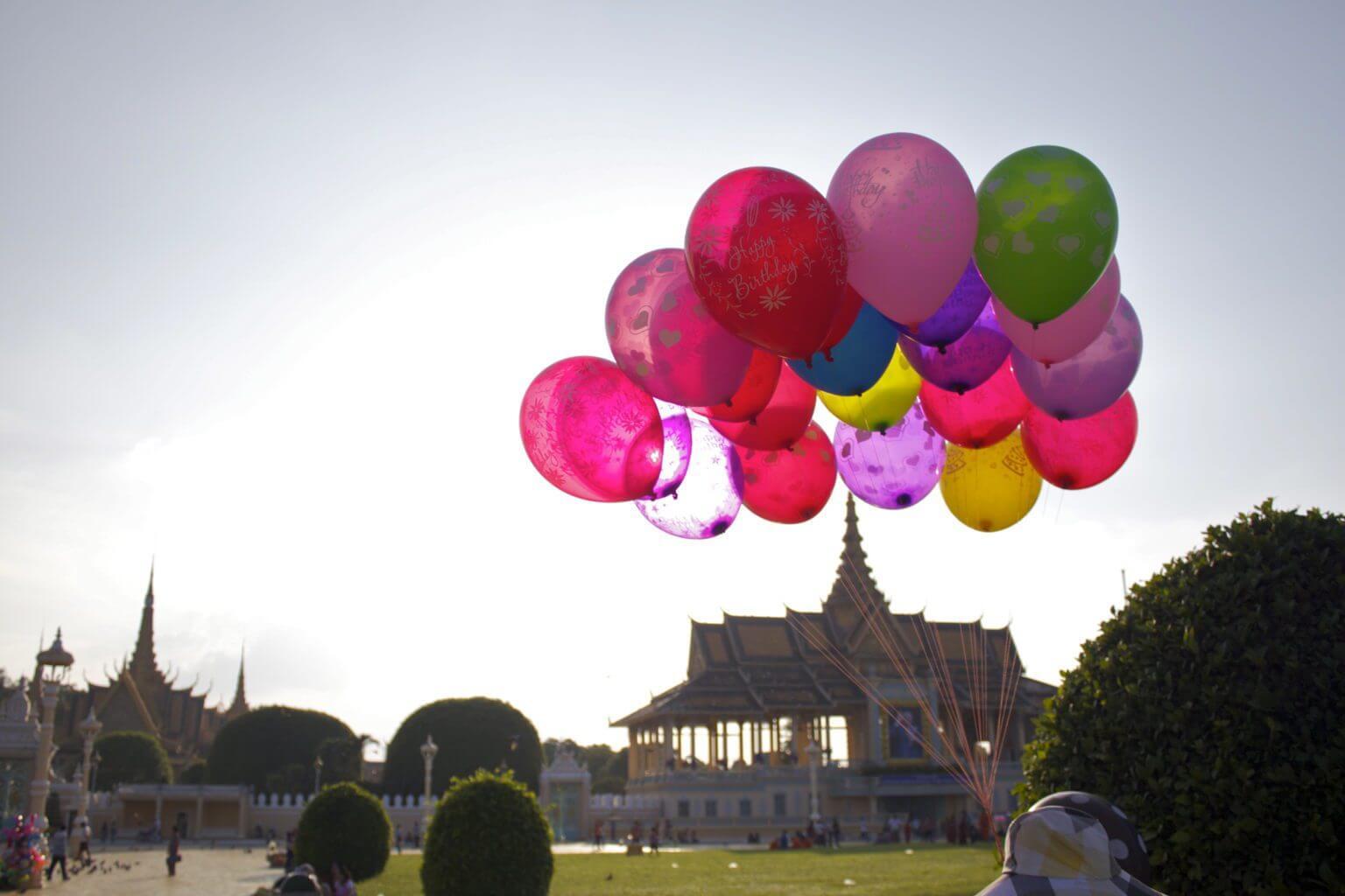 Nom_Pen. Phnom Penh. Camboya.