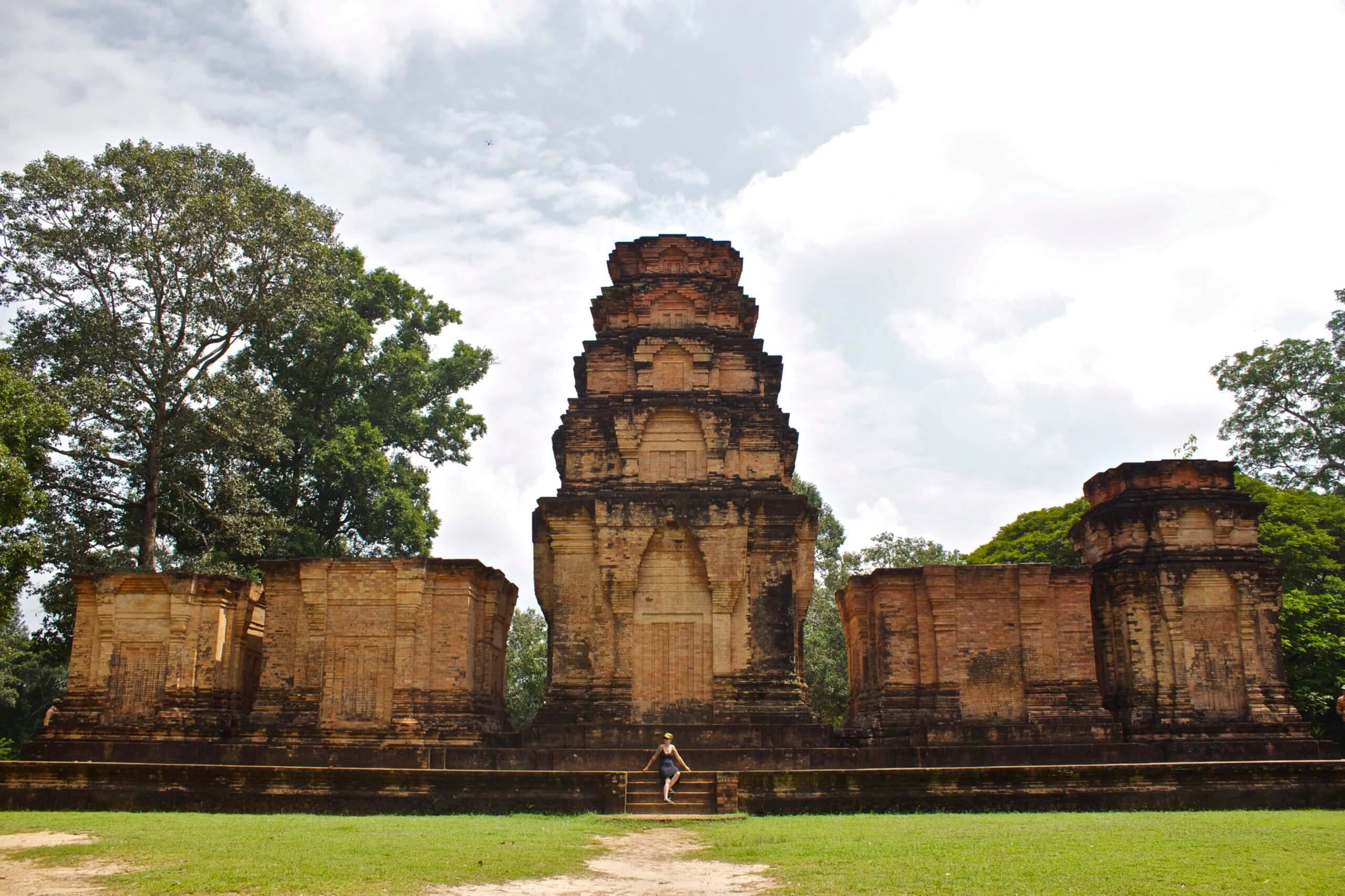 Angkor Wat. Camboya.