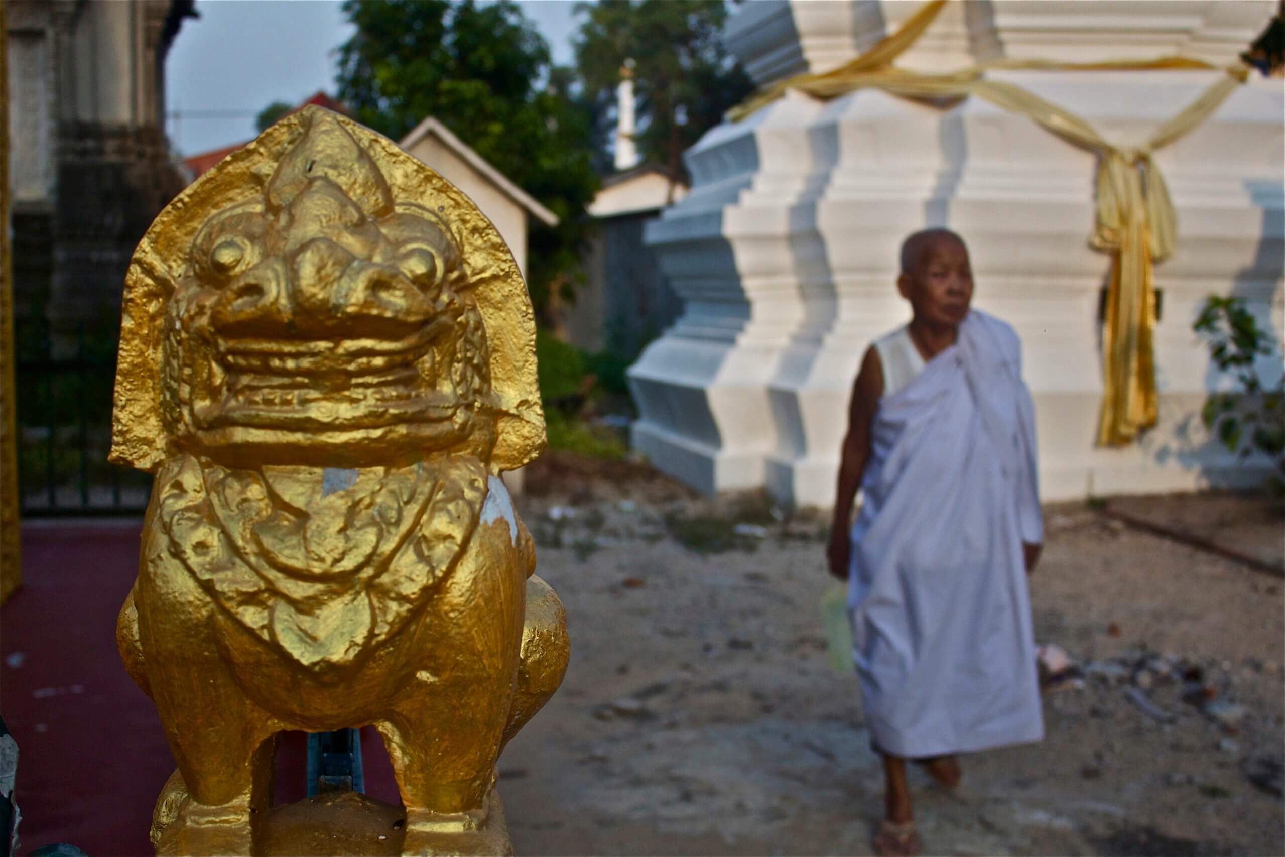 Camboya. Battambang