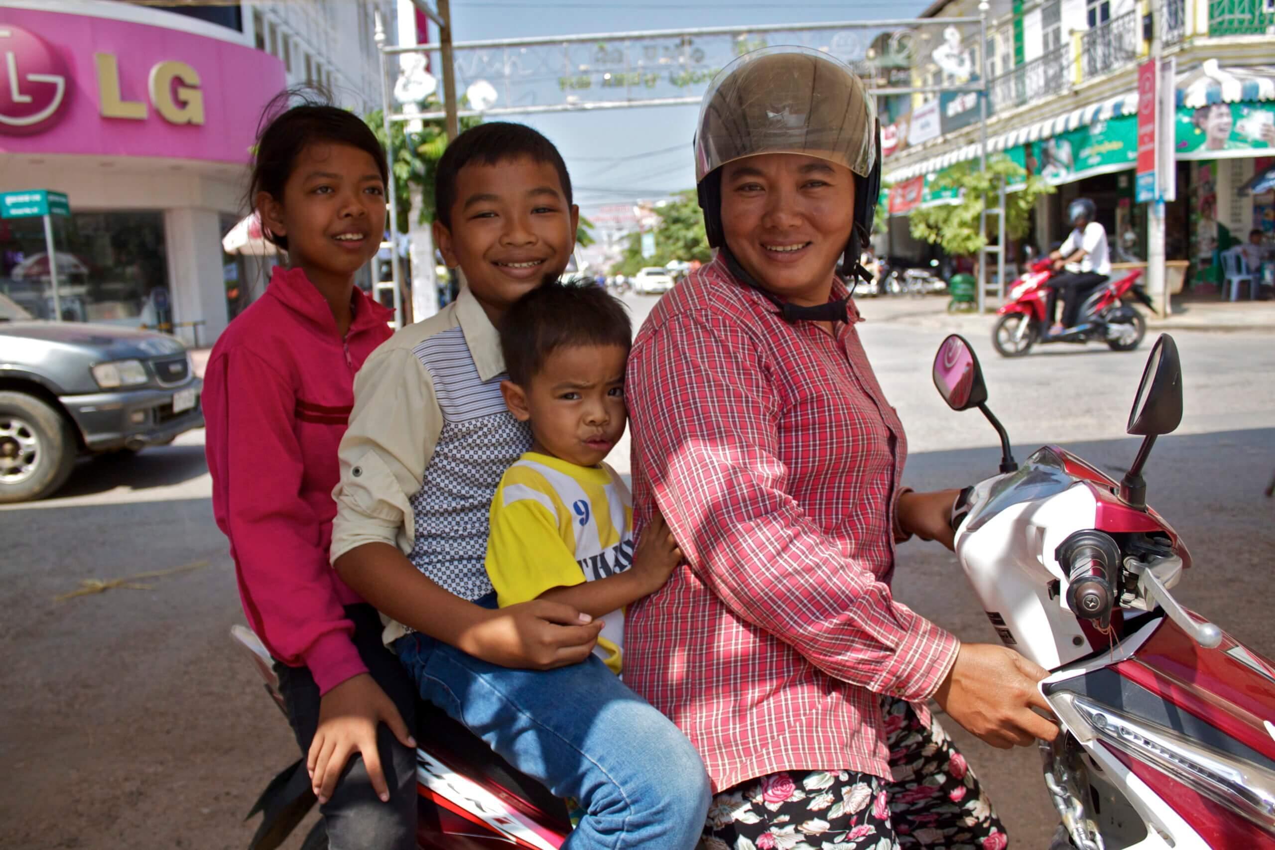 Camboya. Battambang.