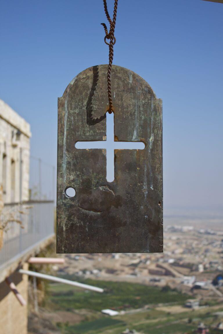 Monasterio de la Tentación. Palestina