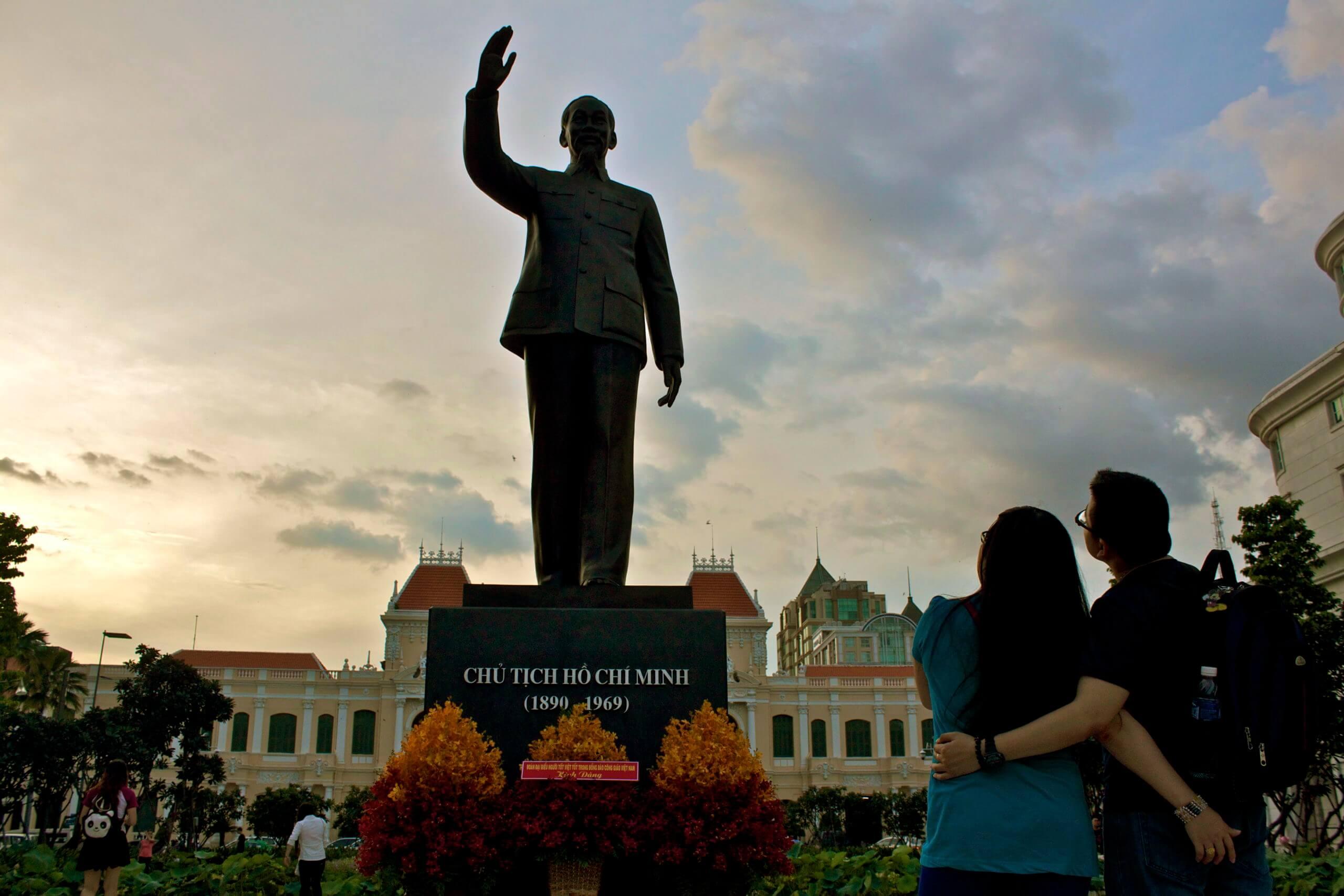 Ho Chi Ming. Vietnam