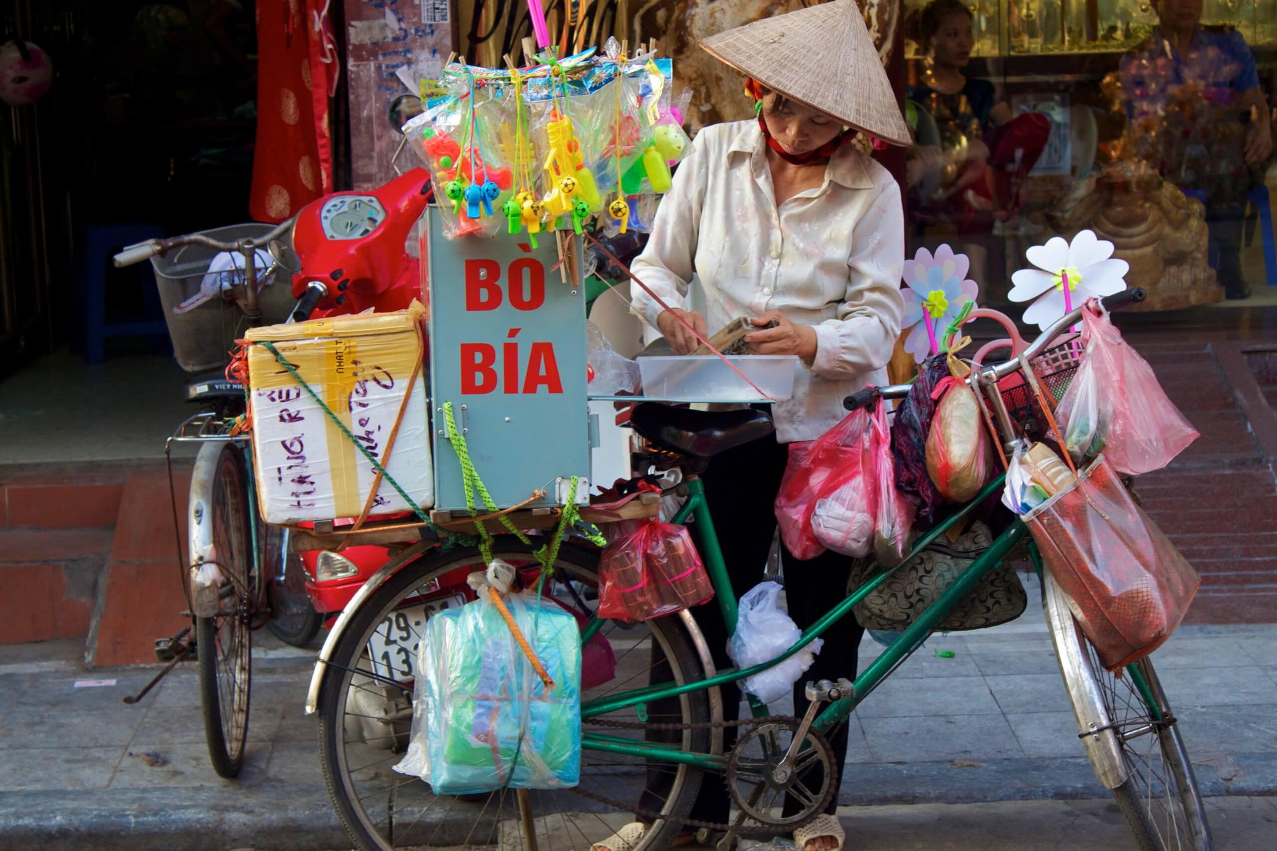 Hanoi. Vietnam.