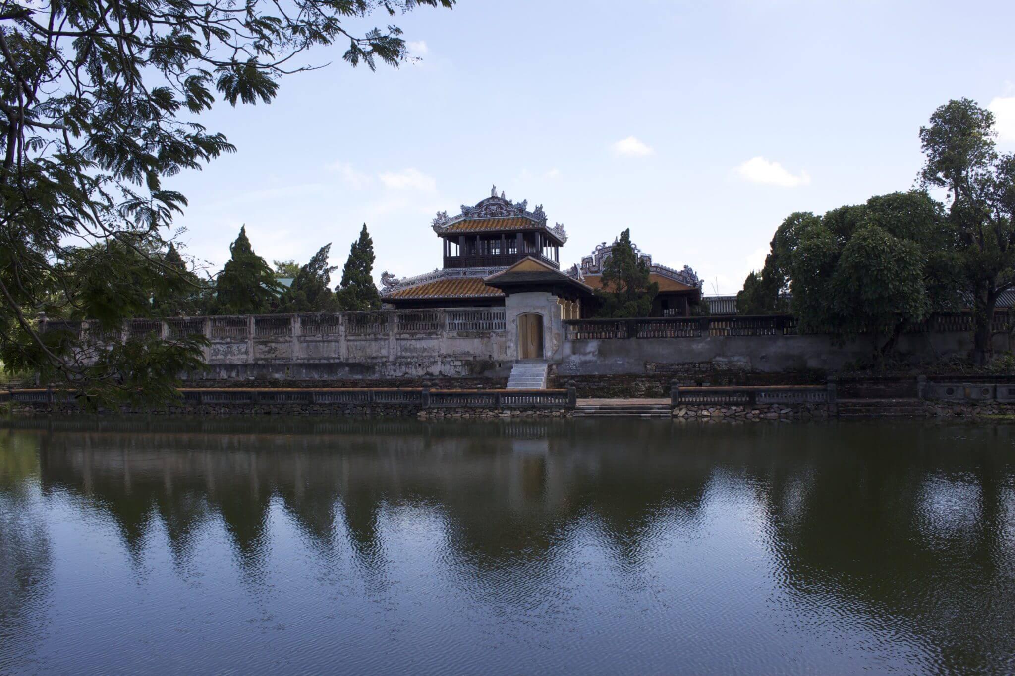Ciudad Imperial. Hué Vietnam.
