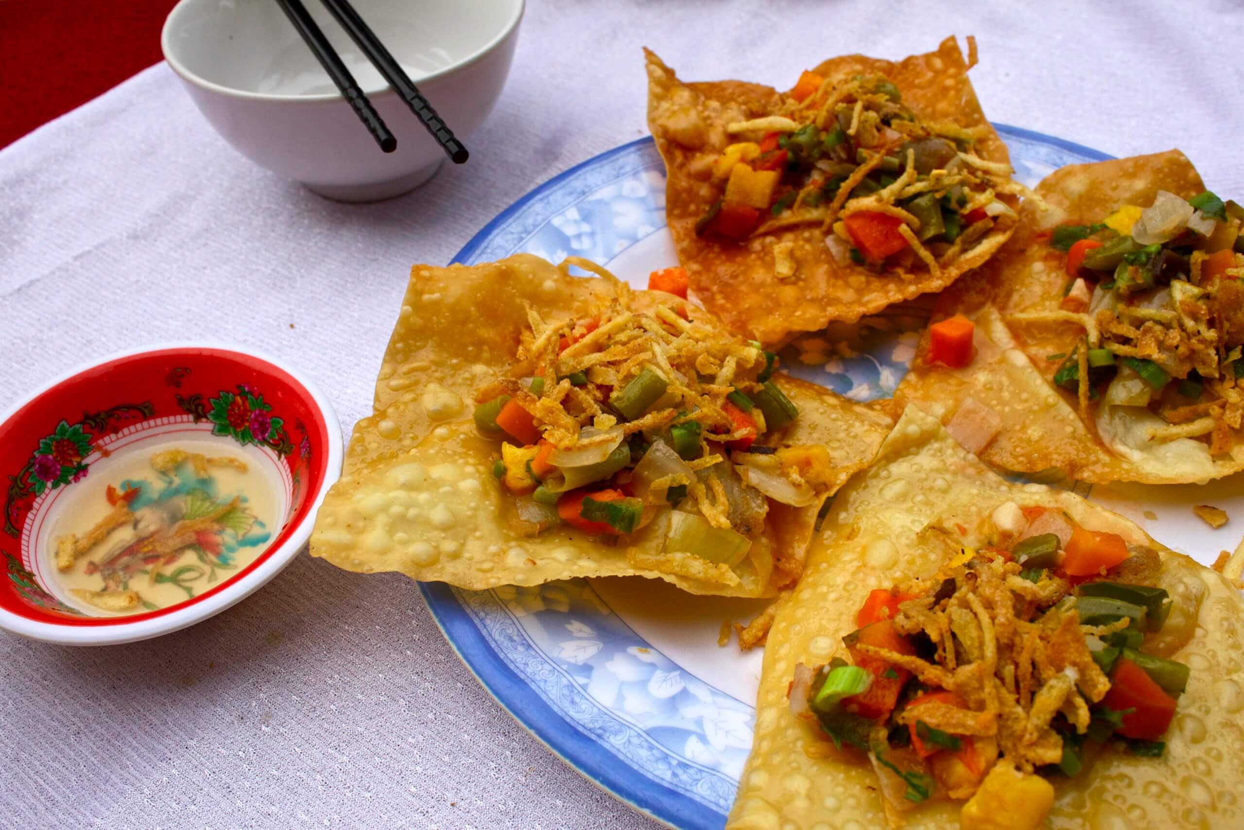 Hoi An. Vietnam. Gastronomía