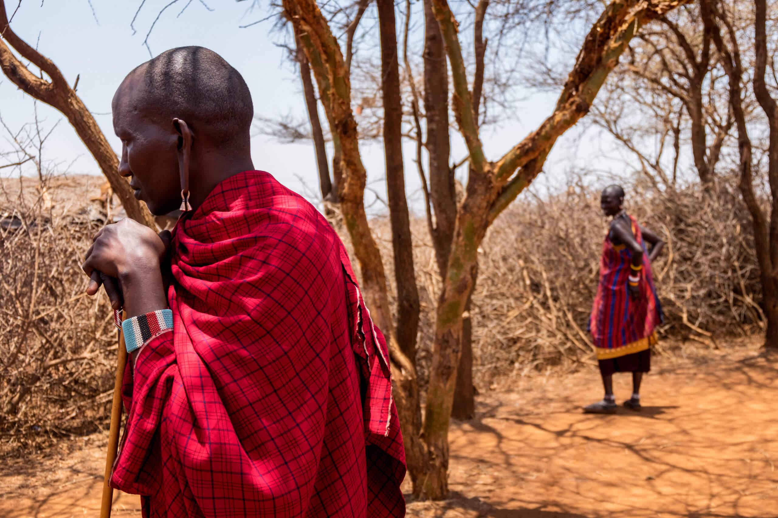 Kenia. Masai Mara.