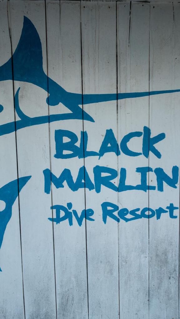 Black Marlin Dive Resort en la isla de Kadidiri en las Togean
