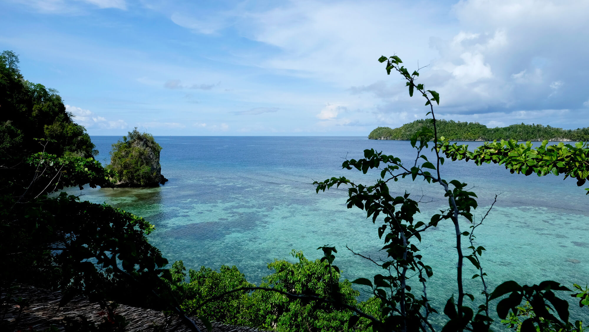 Paraíso de arrecifes en las islas Togean de Sulawesi