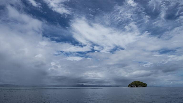 Cap Kri en Raja Ampat, uno de los mejores puntos de inmersión para bucear