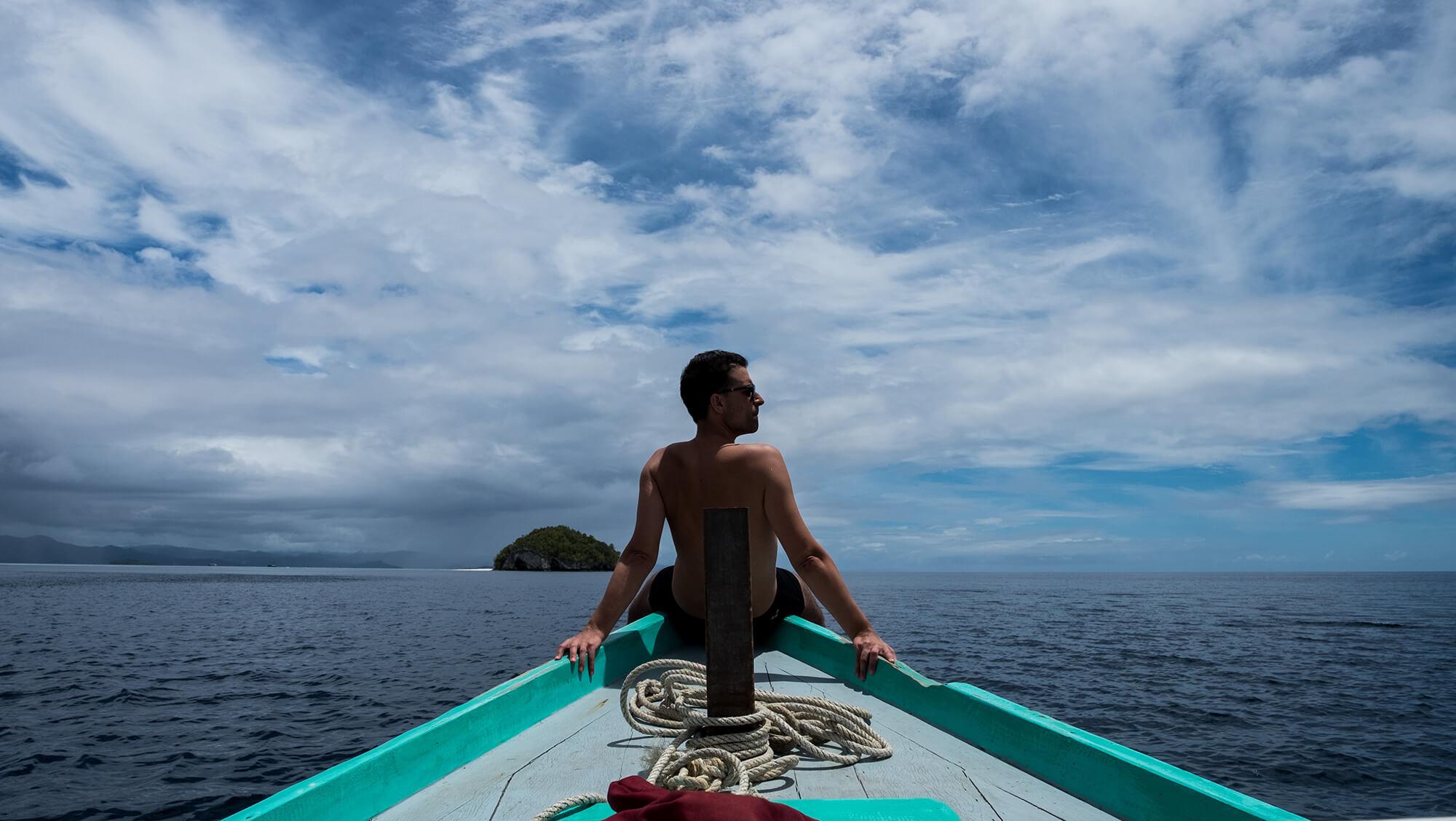 Jornada de buceo en el paraíso de Raja Ampat en Papúa