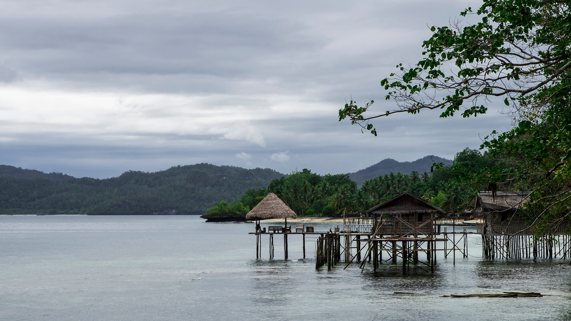 Homestays en Raja Ampat en Papúa - Indonesia