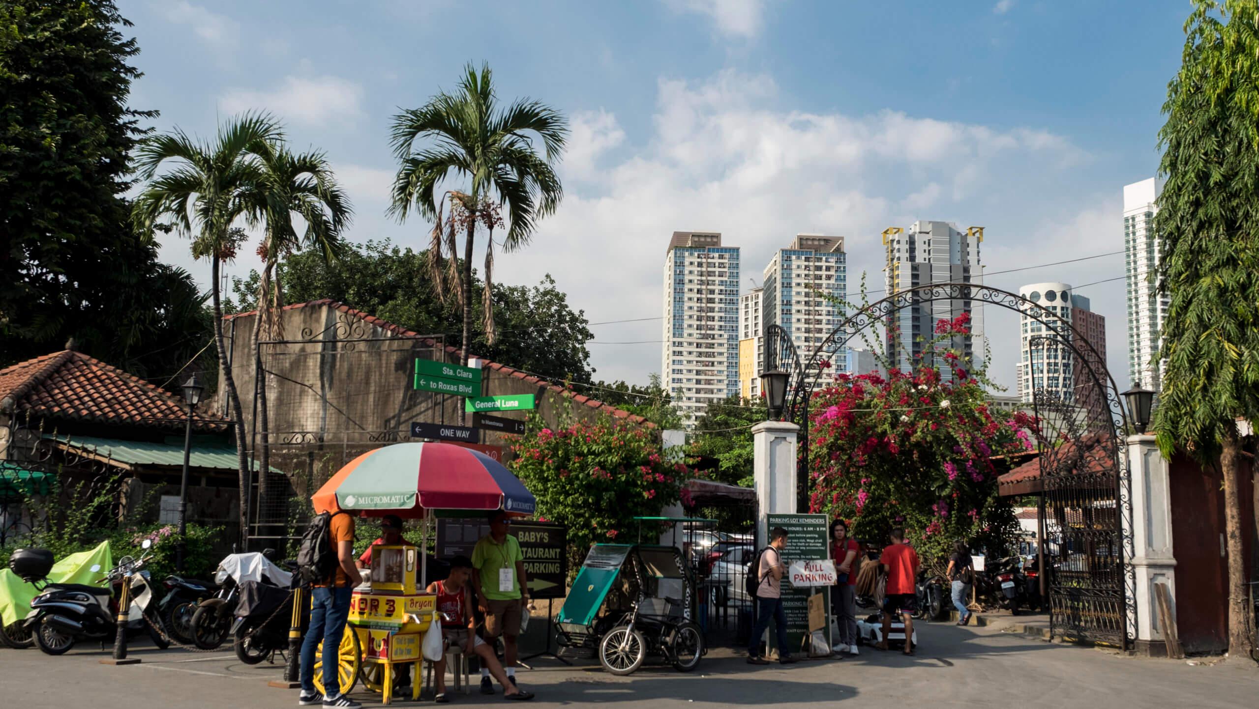 Manila, una capital colonial en una jungla de asfalto