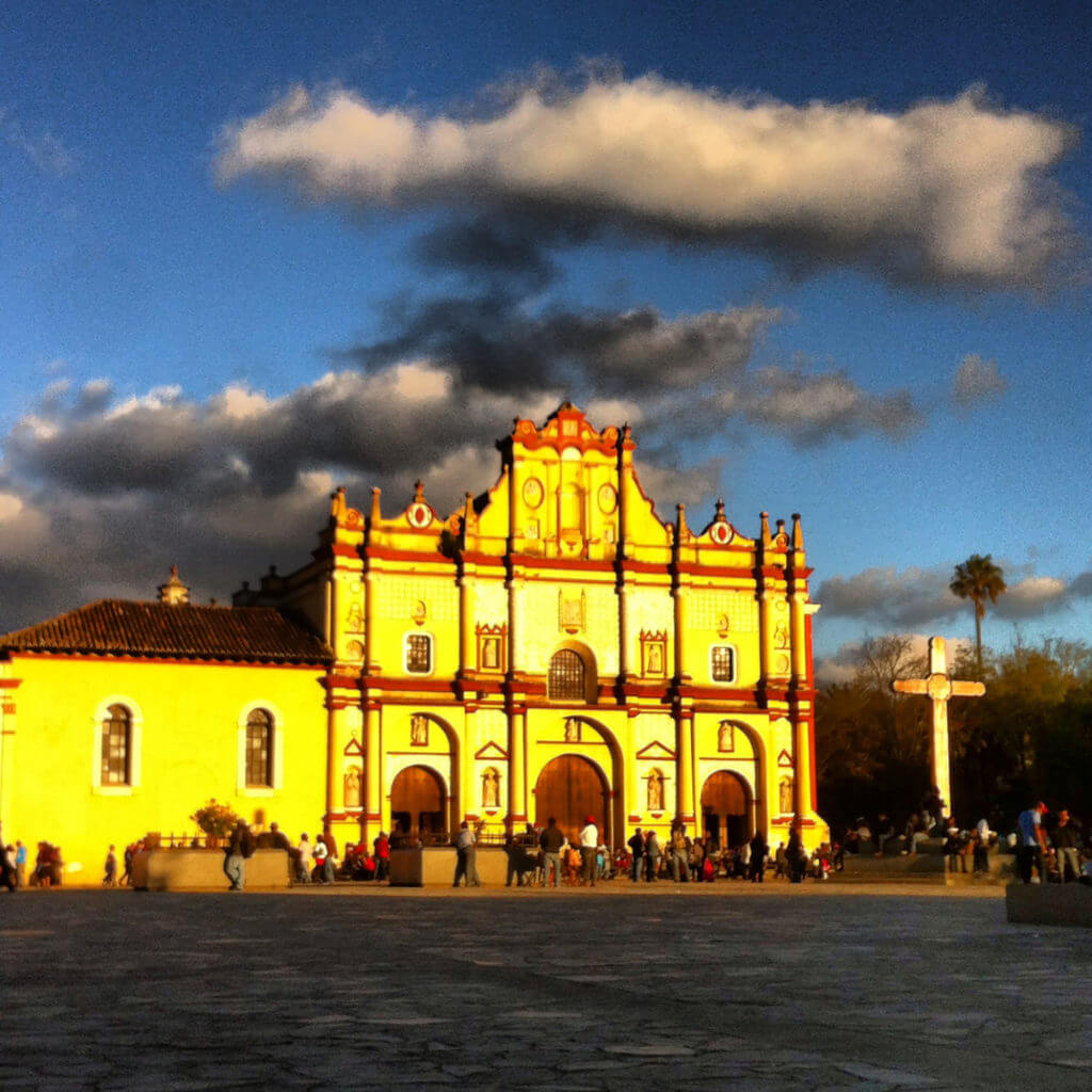 La magia de San Crsitóbal de las Casas en México