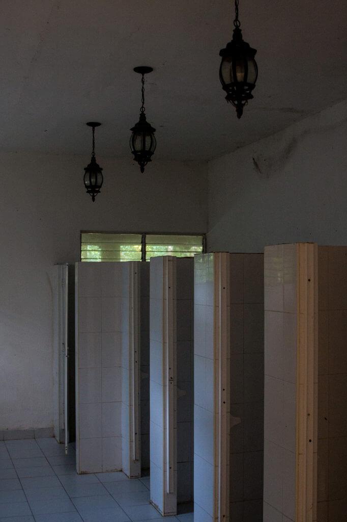 Baños antiguos en pueblos perdidos de México