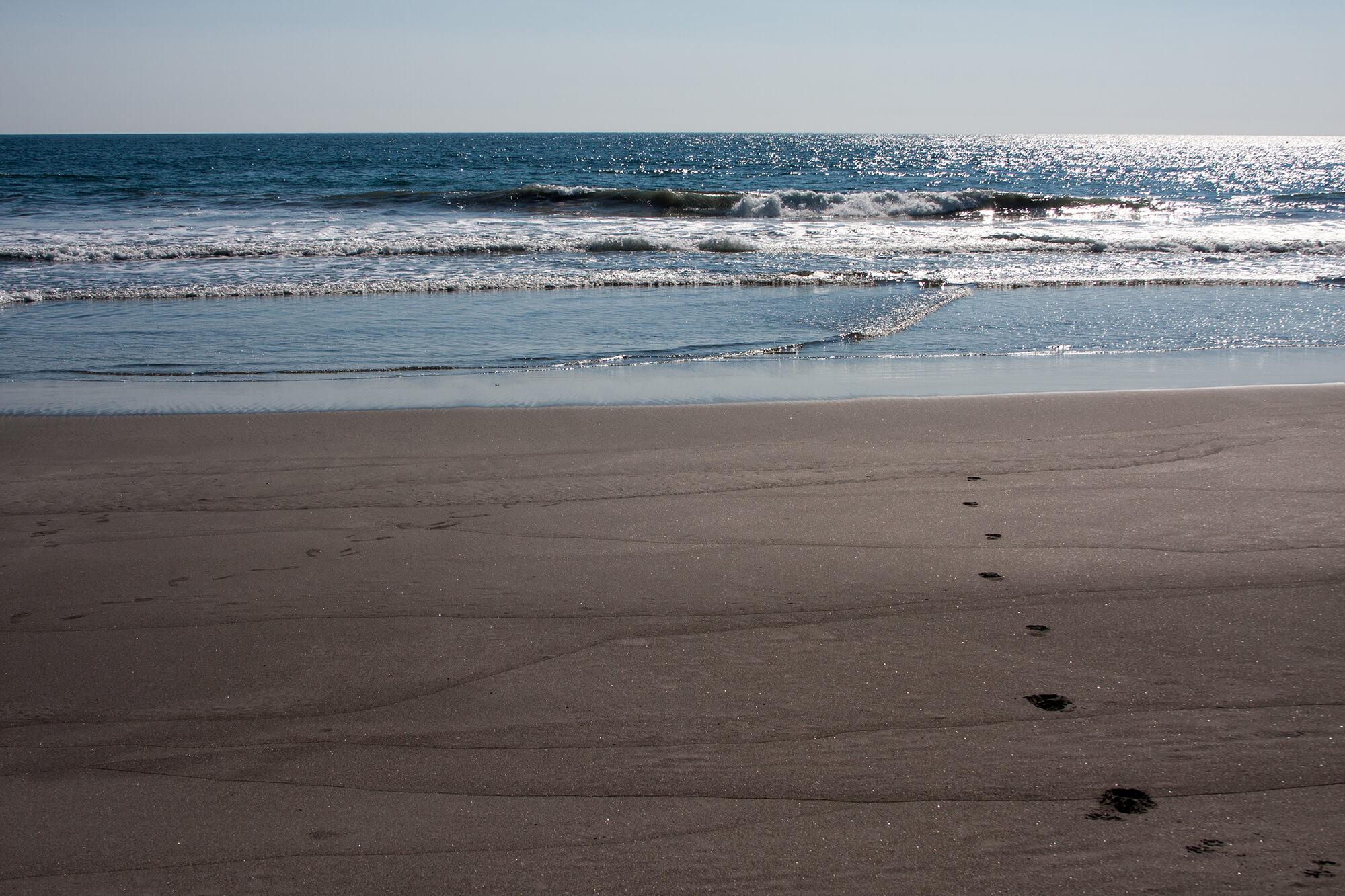 Playas de Boca de Cielo en el Pacífico mexicano