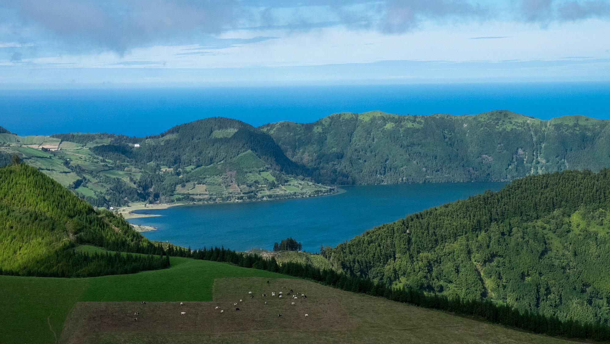 São Miguel. Azores. Sete Cidades